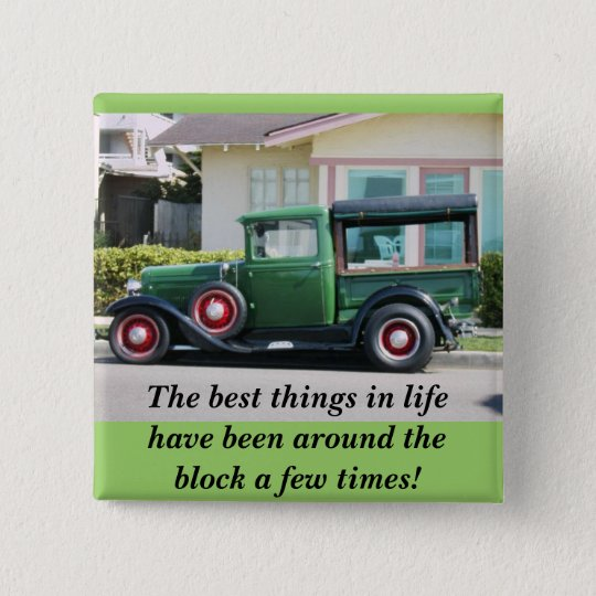 The best things in lifehave been around thebloc... pinback button