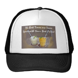The Best Times are Times with Your Best Friend Trucker Hat