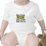 The Best Uncles Are Born, Not Made Baby Bodysuits