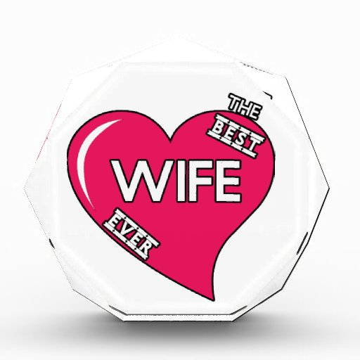 The best wife ever award zazzle click for details best wife ever card