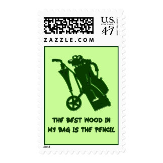 THE BEST WOOD IN MY BAG POSTAGE