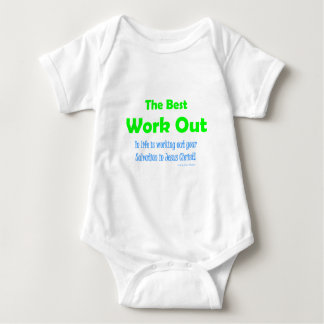 the best work out baby bodysuit