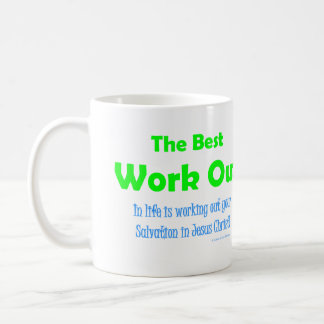 the best work out coffee mug