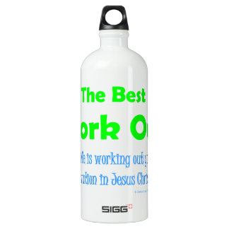 the best work out SIGG traveler 1.0L water bottle