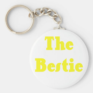 The Bestie Key Chain