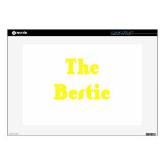 The Bestie Decals For Laptops