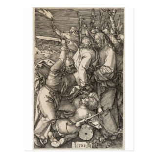 The Betrayal of Christ circa 1508 Post Cards