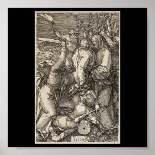 The Betrayal of Christ circa 1508 Poster
