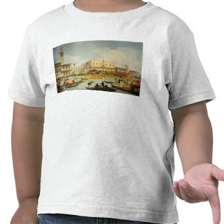 The Betrothal of the Venetian Doge to Adriatic Tshirts