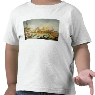 The Betrothal of the Venetian Doge T-shirts