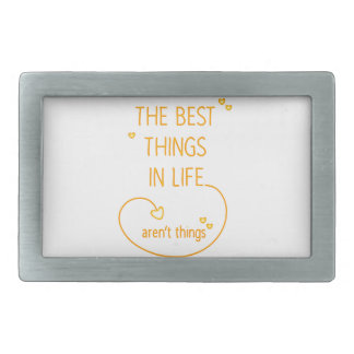 The better things of the The life best things in L Belt Buckle