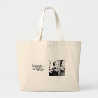 The Betty Series Large Tote Bag