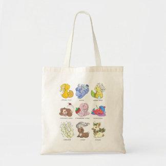 The Beverage Bunnies Bags