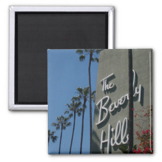 The Beverly Hills Hotel Magnet Magnets