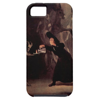 The Bewitched Man by Francisco Goya 1798 iPhone 5 Cases