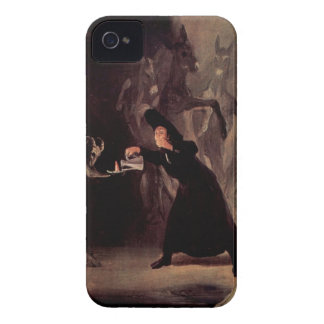 The Bewitched Man by Francisco Goya 1798 iPhone 4 Covers