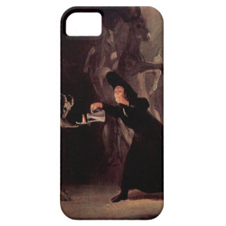 The Bewitched Man by Francisco Goya 1798 iPhone 5 Covers