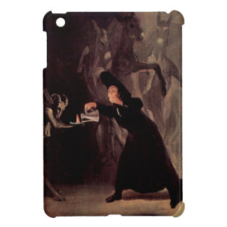 The Bewitched Man by Francisco Goya 1798 iPad Mini Cases