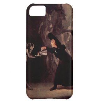 The Bewitched Man by Francisco Goya 1798 iPhone 5C Cover