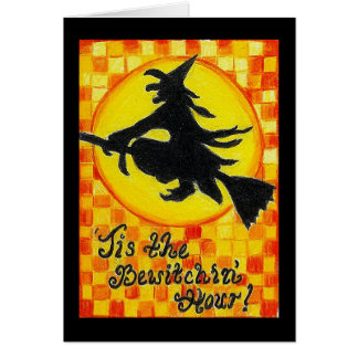 The Bewitching Hour Card