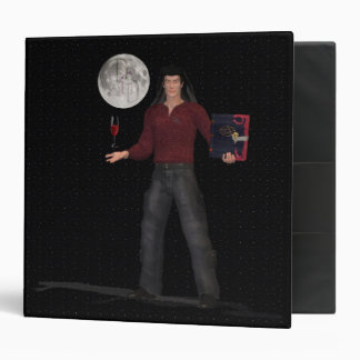 The Bewitching Hour Icon Binder