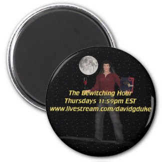 The Bewitching Hour Icon Magnet