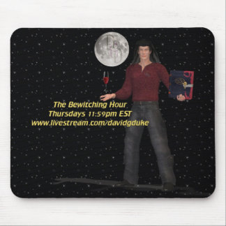 The Bewitching Hour Icon Mouse Pad