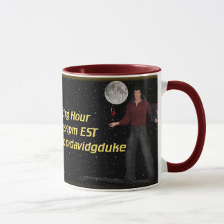 The Bewitching Hour Icon Mug
