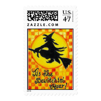 The Bewitching Hour Postage