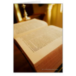 The Bible Greeting Card