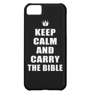 The Bible iPhone 5C Cover