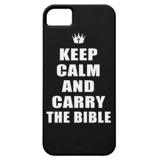 The Bible iPhone SE/5/5s Case