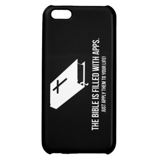 The Bible is Filled with Apps iPhone 5C Case