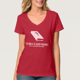 The Bible is User Friendly T-Shirt