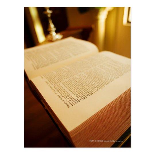 The Bible Postcard