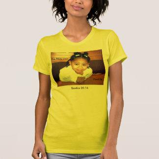The Bible says: T-Shirt