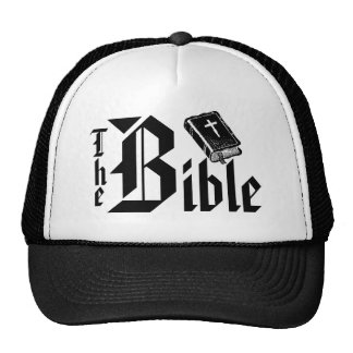 The Bible Trucker Hat