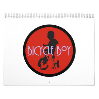 The Bicycle Boy Calendar