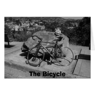 The Bicycle Card