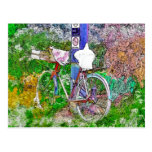 THE BICYCLE POSTCARD
