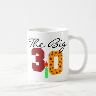 The Big 3-0 Coffee Mug