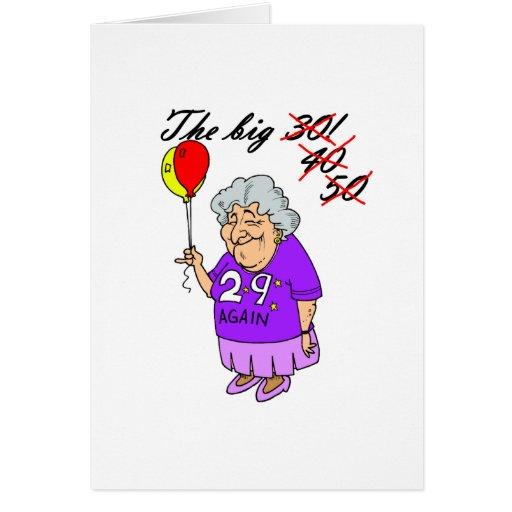 The Big 50 Greeting Card
