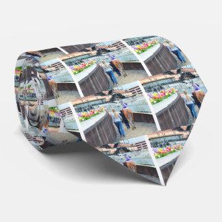 The Big A - Dylan Davis Tie