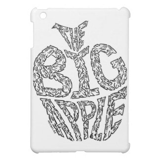 THE BIG APPLE by NICHOLAS Cover For The iPad Mini