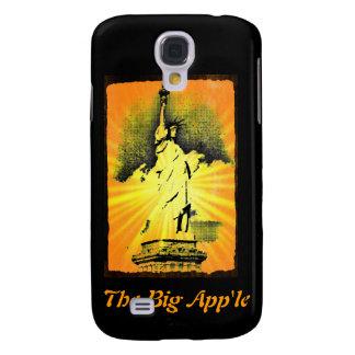 The Big App'le Galaxy S4 Cover