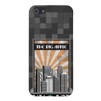 The Big Apple iPone Case Cover For iPhone 5