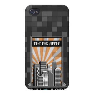 The Big Apple iPone Case iPhone 4/4S Cases
