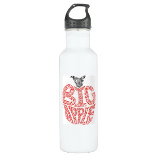 The Big Apple - Minifaces Stainless Steel Water Bottle