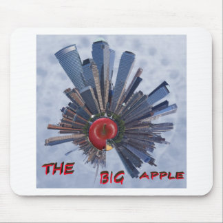 the big apple mouse pad