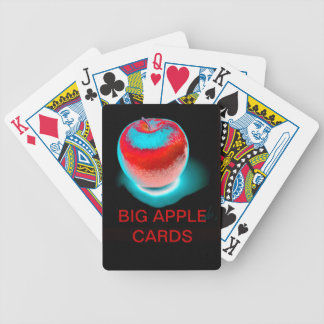 the big apple playing cards